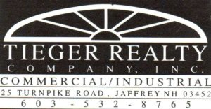 Tieger Realty commercial logo